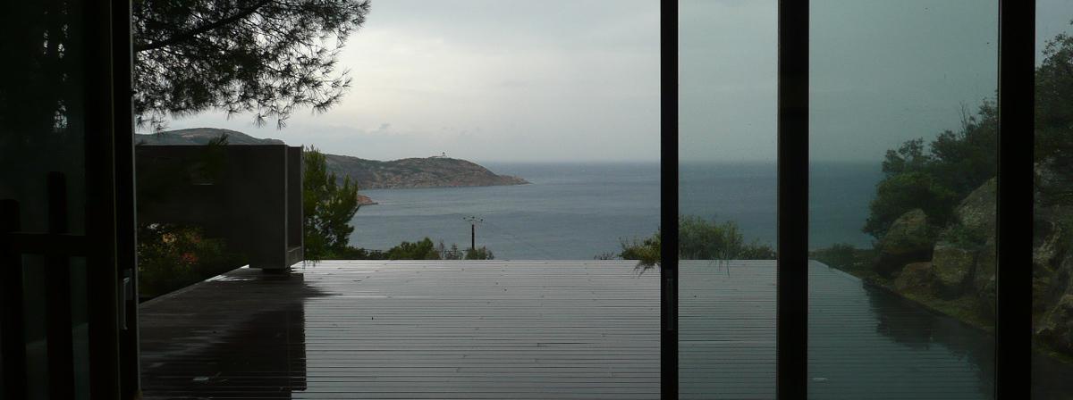 Maîtrise d'oeuvre / maison // Corse /// 2009