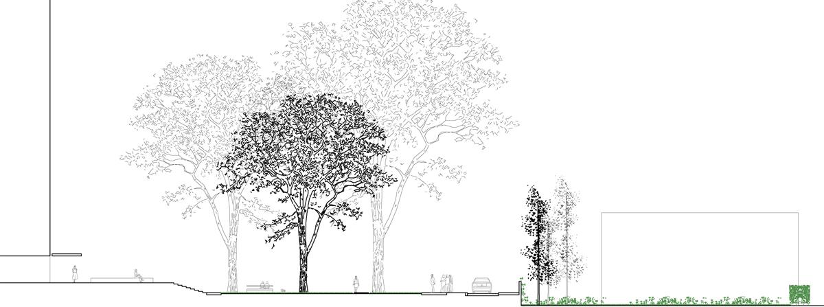 Etude de faisabilité et esquisse urbaine // Villetaneuse /// 2010