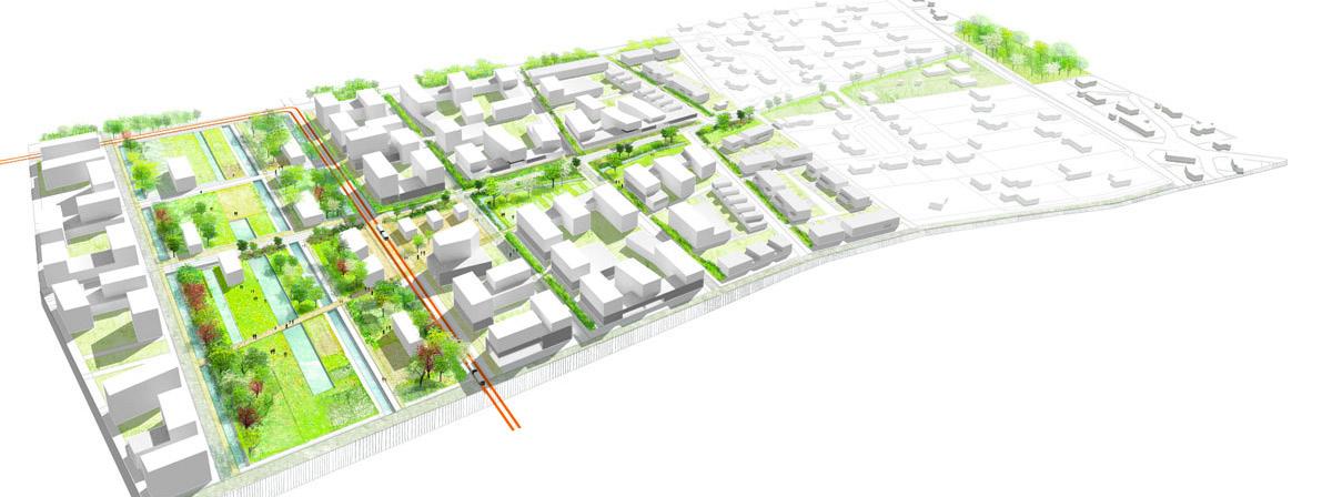 Etude prospective et pré-opérationnelle  / Toulouse// 2013